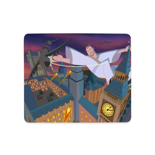 Superhero - Mouse Pad (horizontal)
