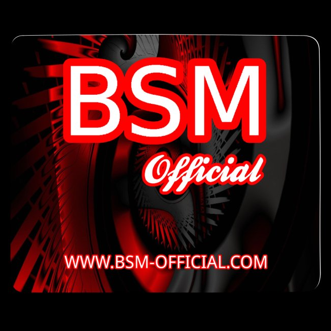BSM Official Mouse Mat Design png