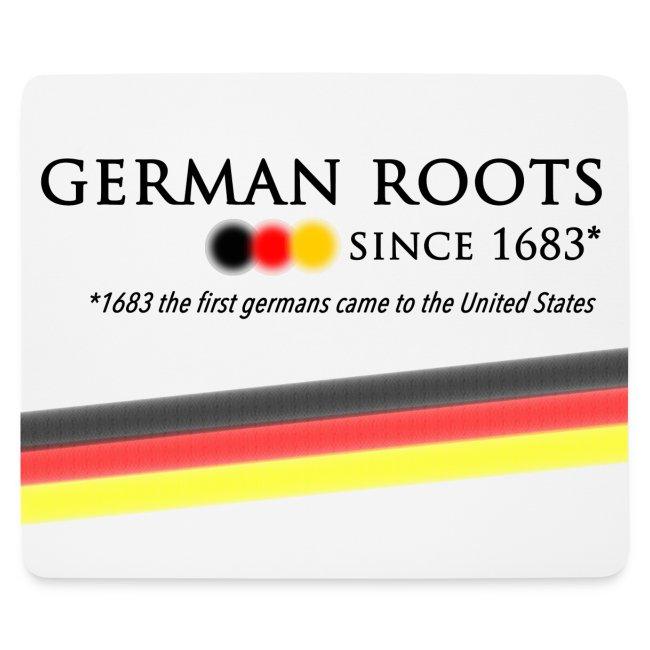 German americans Button