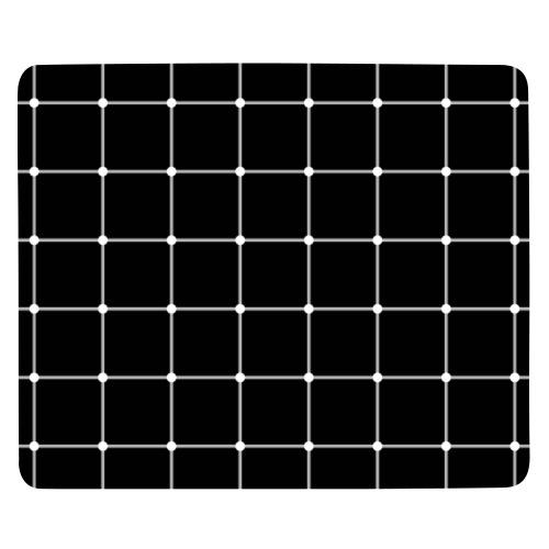 Dark Dots - Mouse Pad (horizontal)