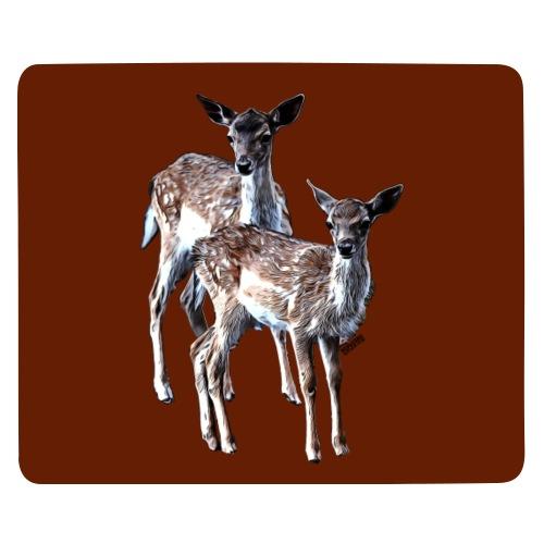 POPIIZERO - THE BAMBIS CHOCOLATE - Mousepad (Querformat)