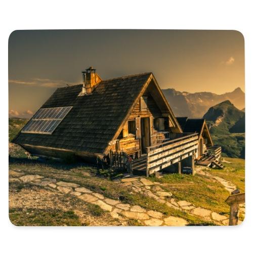 tapis la valette - Tapis de souris (format paysage)