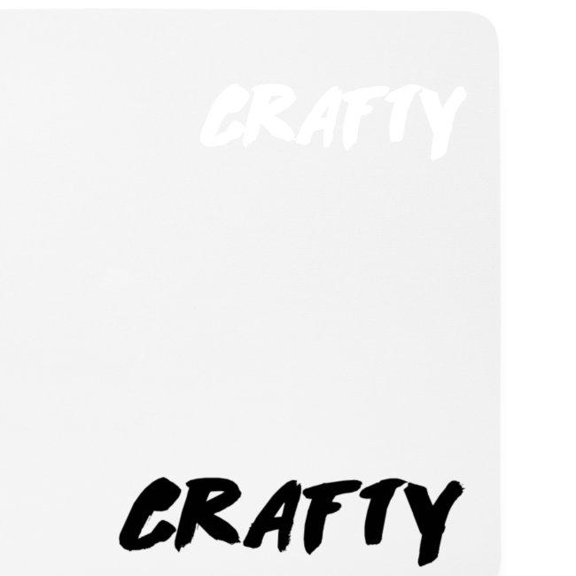 Crafty Logo Mug White png