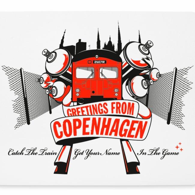 Greetings from Copenhagen √