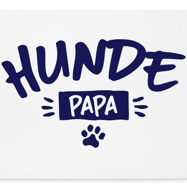 Vorschau: Hunde Papa - Mousepad (Querformat)