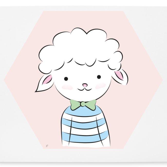 little sheep blue - Zensitivity