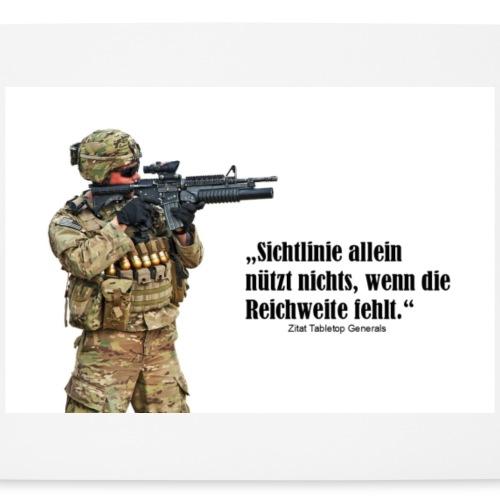 """Mousepad """"Soldat"""" - Mousepad (Querformat)"""