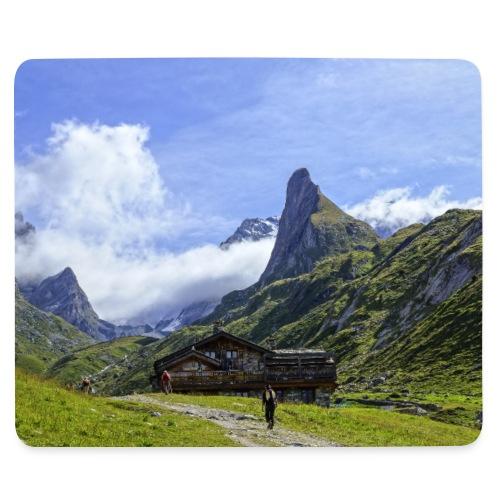 tapis lac les barmettes 2 - Tapis de souris (format paysage)