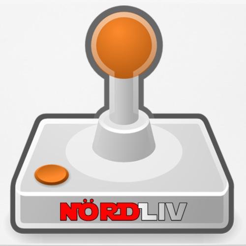 Nördliv Stor Logo - Musmatta (liggande format)