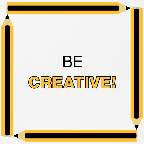 Bleistift_Be creative! [vec]