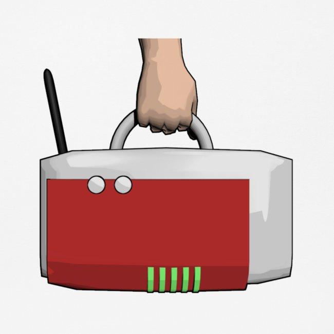 BoxToGo App Logo