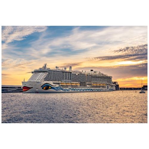 Nova-Schiff auf Madeira by Grubergrafie - Mousepad (Querformat)