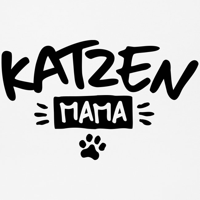 Vorschau: Katzen Mama - Mousepad (Querformat)