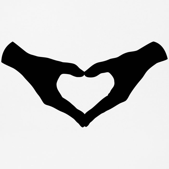 Herz Hände / Hand Heart 2