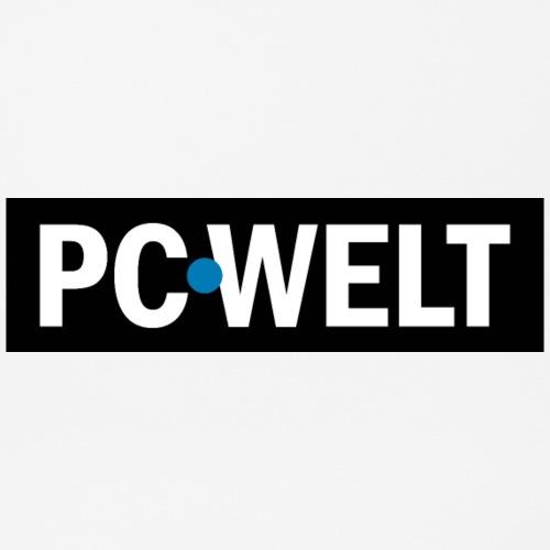 PC-WELT-Logo 2 - Mousepad (Querformat)