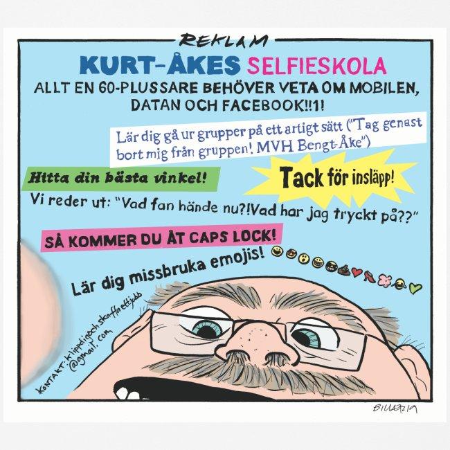 Kurt-Åkes selfieskola