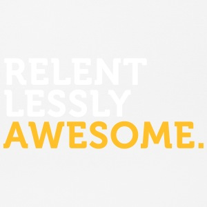 Relentlessly And Awesome! - Mouse Pad (horizontal)