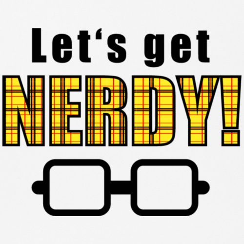 Let's get NERDY