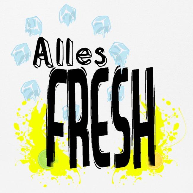 Alles Fresh / Frisch Sommer Eis