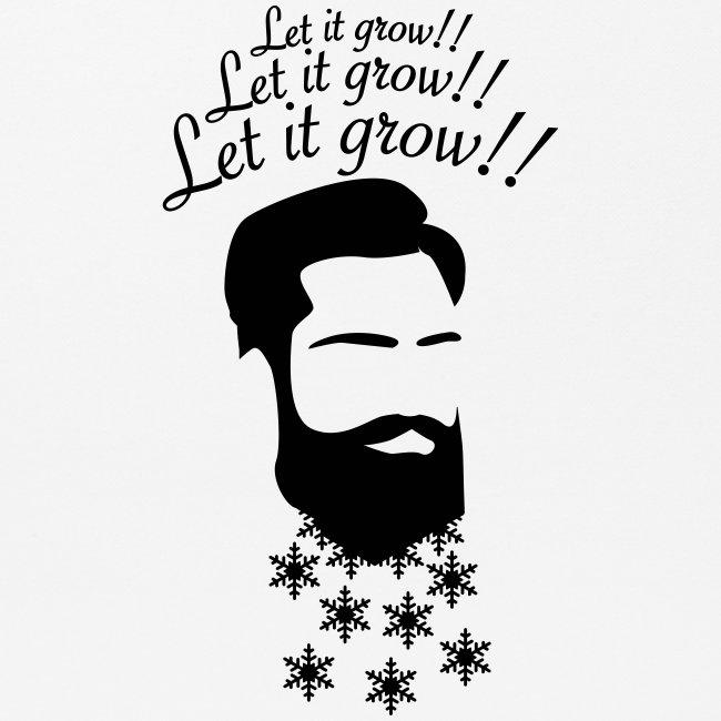 Let it grow! Beard