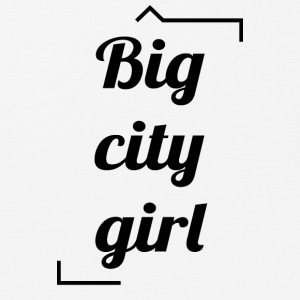 Big City Girl - Tappetino per mouse (orizzontale)