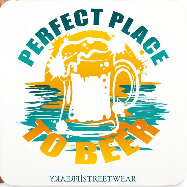 a perfect place to beer