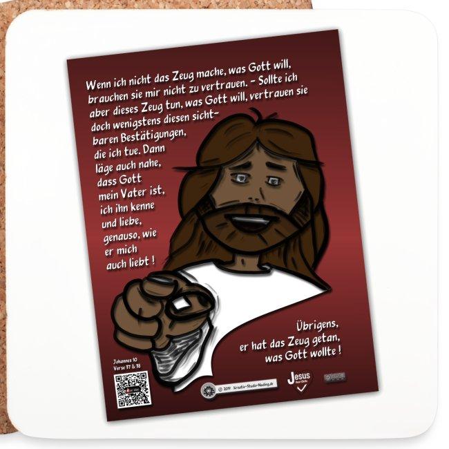 Jesus vertrauen - warum ?