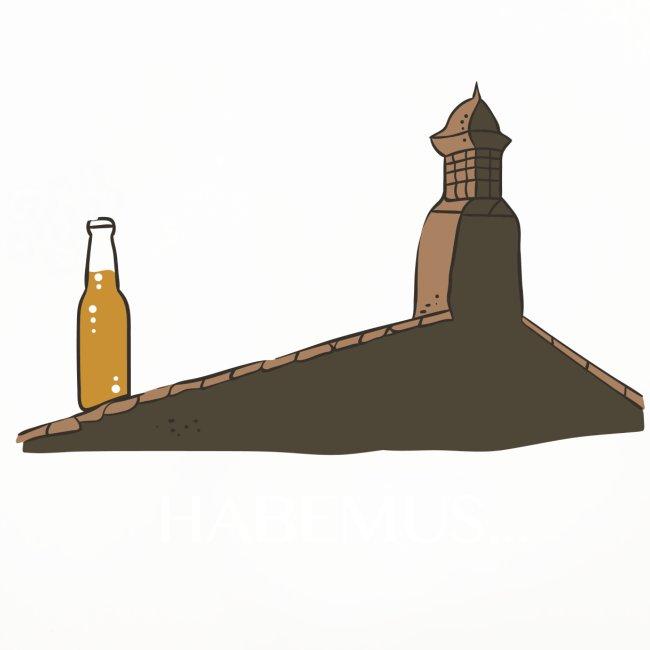 Habemus Beer Hoodies