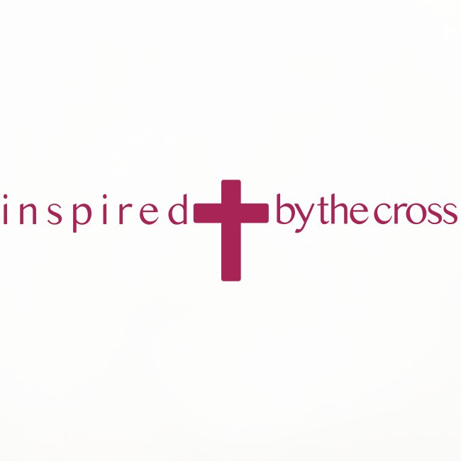Inspired by the cross