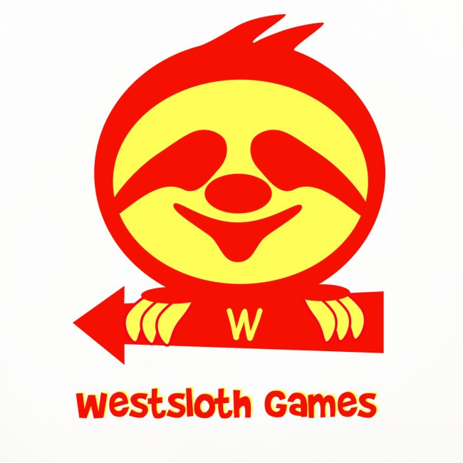 WestSloth Games Logo