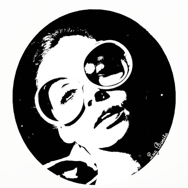 Vintage brasilian woman
