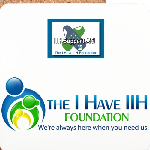 IIH-Support-Aid - Coasters (set of 4)