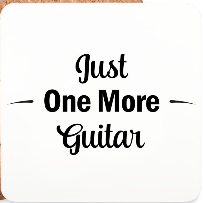 Just One More Guitar