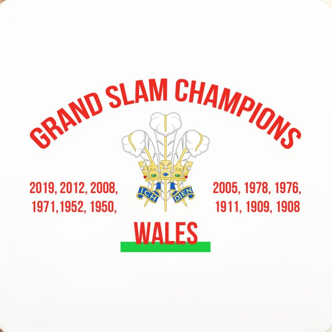 Wales Grand Slam