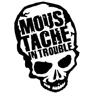 Moustache Skull