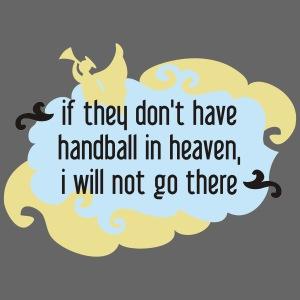 Handball in Heaven 1