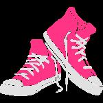 coole Vintage Schuhe