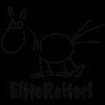 EliteReiter! Logo mit Schriftzug DOM transp.