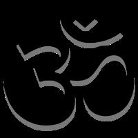 om Yoga Schatten