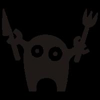monster messer & gabel