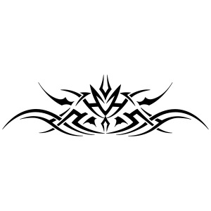 Motif Tribal 3