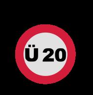 20. Geburtstagsshirt: Geburtstag Ü 20 – Damit Du nicht vergisst, dass Du jetzt Ü20 bist!