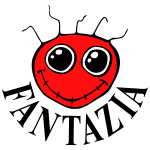 2 Colour Fantazia Smiley Face