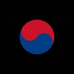 Korea Flagge