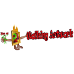 Walking Artwork