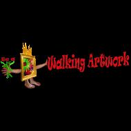 Motiv ~ Walking Artwork