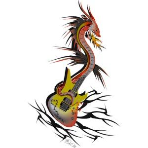 Guitar Dragon