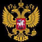 Russland-Adler (freigestellt)