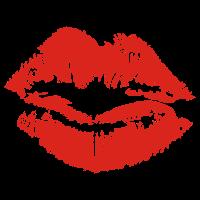 Kuss Lippen Sexy girl