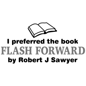 Flash Forward - Preferred The Book